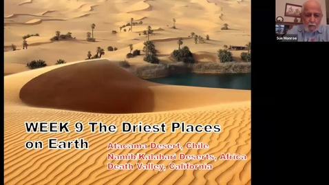 Thumbnail for entry Geological Wonders: Session 9, Deserts