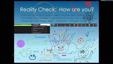 Thumbnail for entry TLP Workshop: Using Zoom, Polling, Breakouts