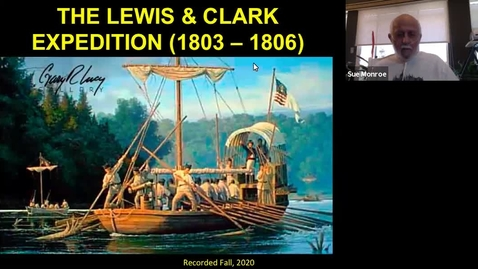 Thumbnail for entry Lewis & Clark - 2