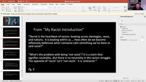 Thumbnail for entry Exploring Antiracism: Session 3
