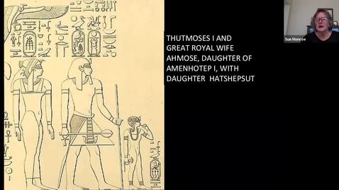Thumbnail for entry Women of Egypt: Session 3