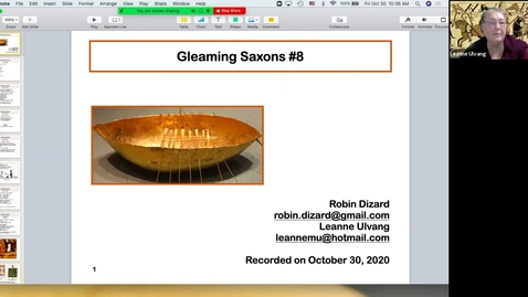 Thumbnail for entry Gleaming Saxons - Session 8
