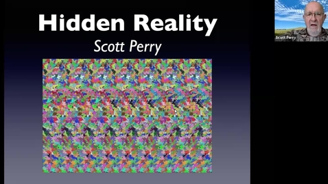 Thumbnail for entry Hidden Reality - Session 1