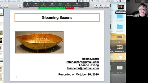 """Thumbnail for entry """"Gleaming Saxons #7"""""""