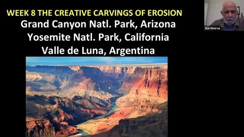 Thumbnail for entry Geological Wonders: Session 8, Erosion
