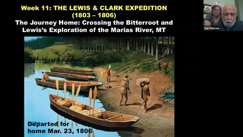 Thumbnail for entry Lewis & Clark - 11