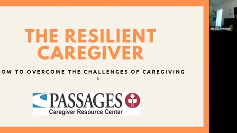 Thumbnail for entry The Resilient Caregiver