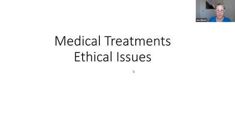 Thumbnail for entry Ethics of Aging: Session 5