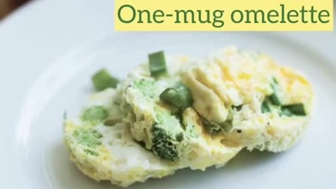 Thumbnail for entry CFO CF 101 One-Mug Omelette