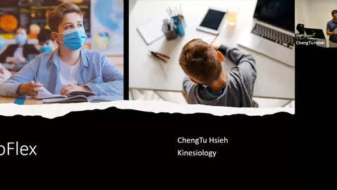 Thumbnail for entry ChengTu Hsieh - GoFlex