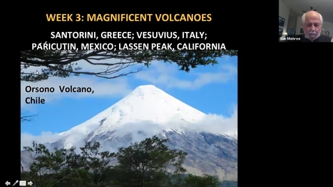 Thumbnail for entry Geological Wonders: Session 3, Magnificent Volcanoes