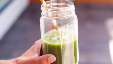 Thumbnail for entry CFO CF 101 Green Smoothie