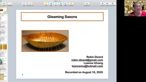 """Thumbnail for entry """"Gleaming Saxons #4"""""""
