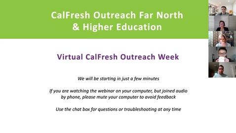 Thumbnail for entry Virtual CFO Week