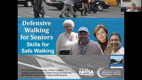 Thumbnail for entry OLLI Defensive Walking for Seniors