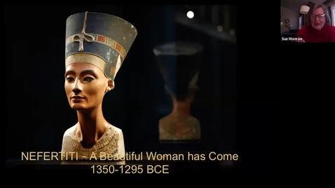 Thumbnail for entry Women of Ancient Egypt: Session 4