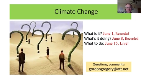 Thumbnail for entry Climate Change: What Can We Do?