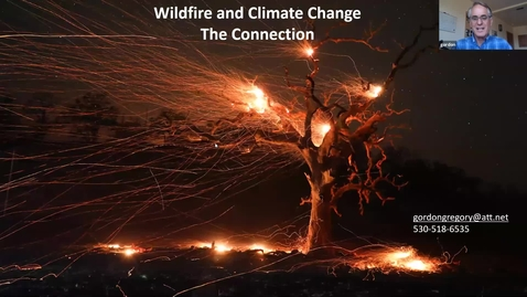 Thumbnail for entry Climate and Wildfire