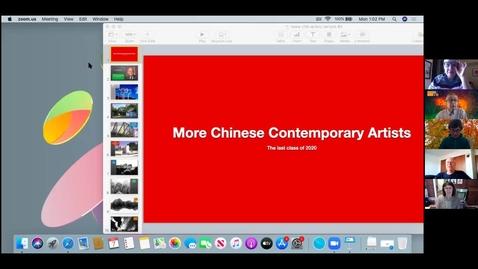 Thumbnail for entry Asian Art:  Session 8