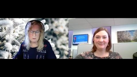 Thumbnail for entry Tri Counties Bank Interview- Megan Sheehan