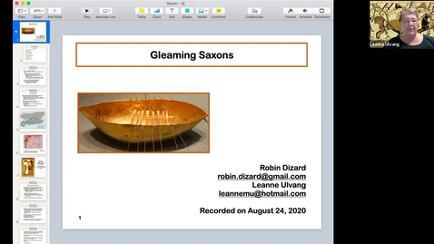 """Thumbnail for entry """"Gleaming Saxons #5"""""""