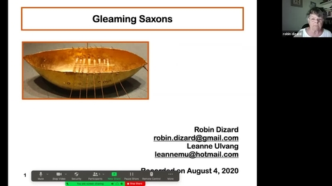 "Thumbnail for entry ""Gleaming Saxons #1"""