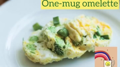 Thumbnail for entry CFO 101 One-Mug Omelette