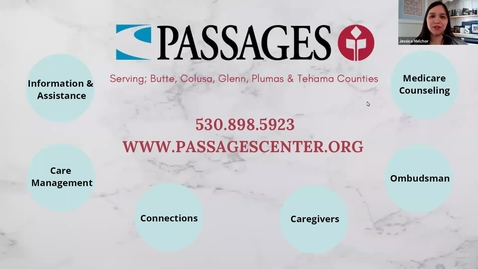 Thumbnail for entry PASSAGES SERVICES