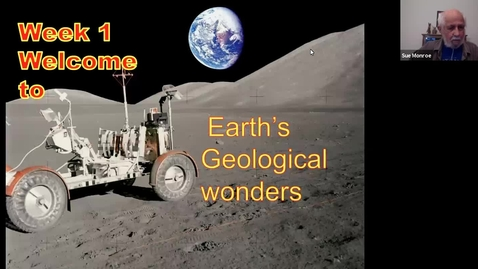 Thumbnail for entry Earth's Geological Wonders: Session 1