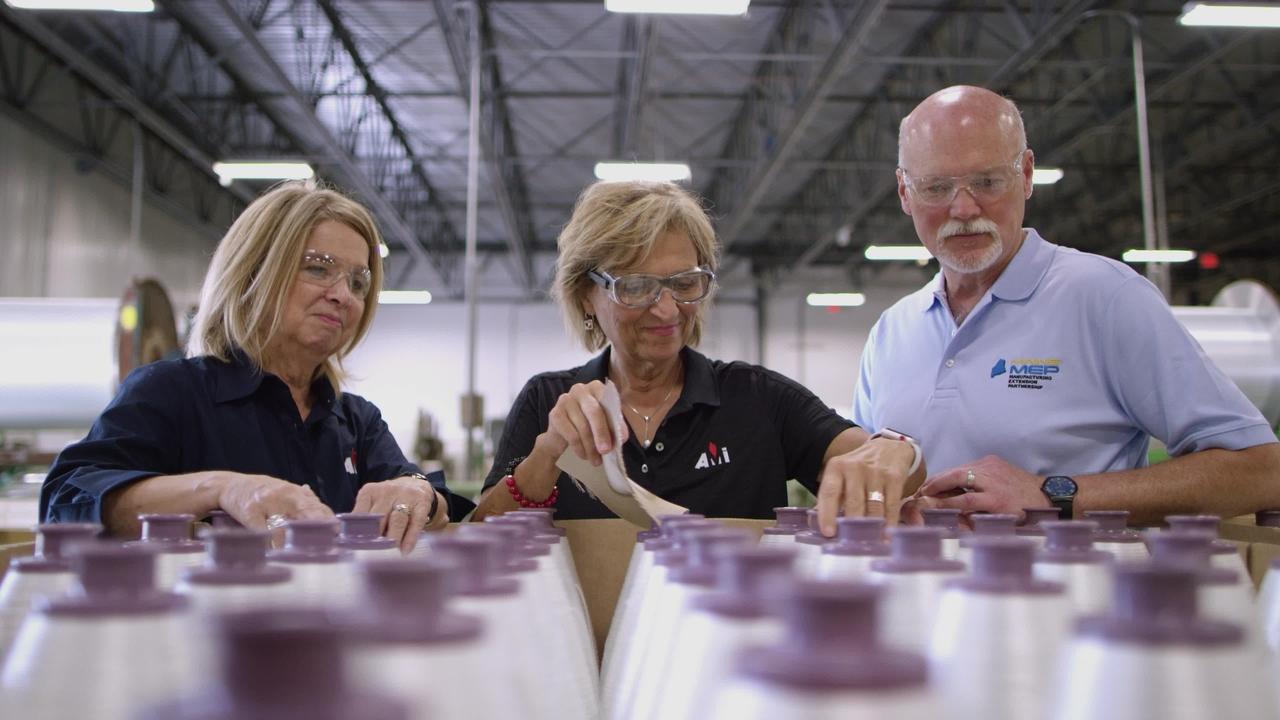 Women in Manufacturing