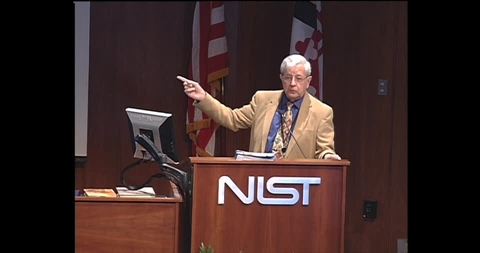 NIST Colloquium Series: Supporting a New Industry, NBS' Measurements and Standards for Radio