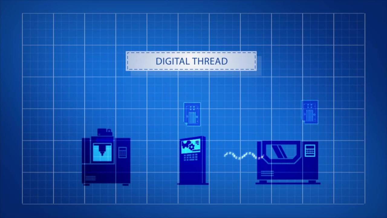 Digital Thread in Manufacturing