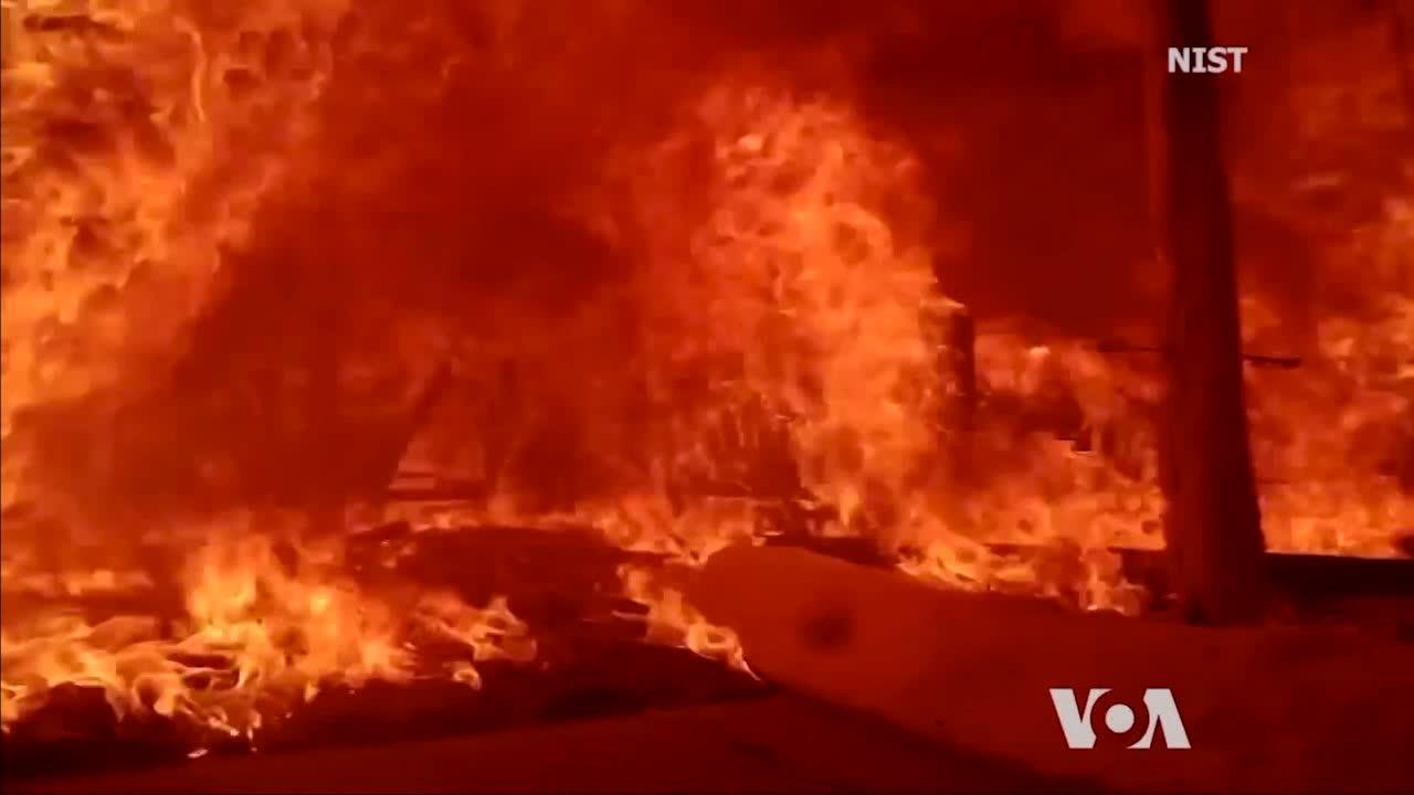 Fire Testing of New Building Materials - VOA