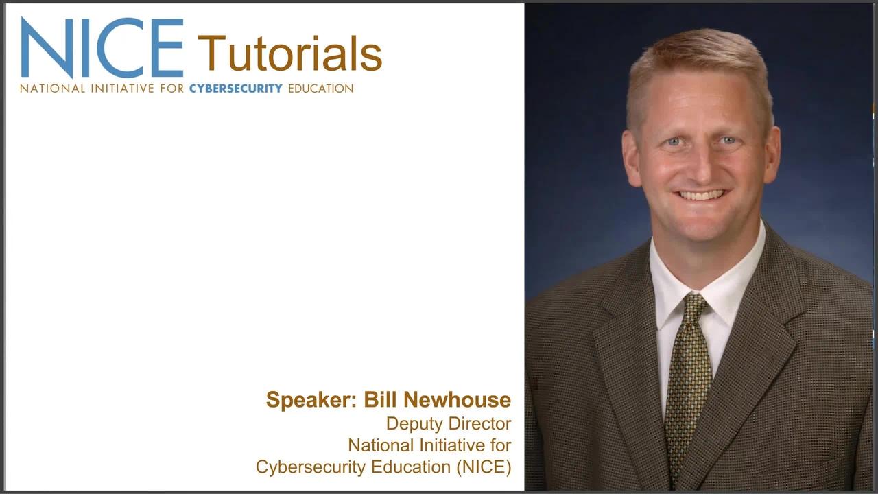 NICE Tutorial:  Framework 101