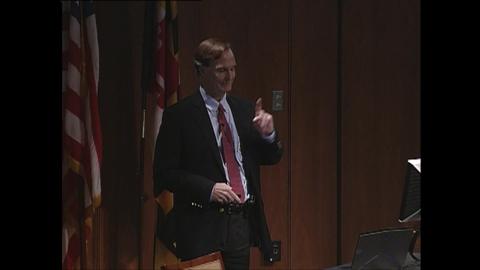 NIST Colloquium Series: Advancing a Respectful Community, Ed Bertschinger