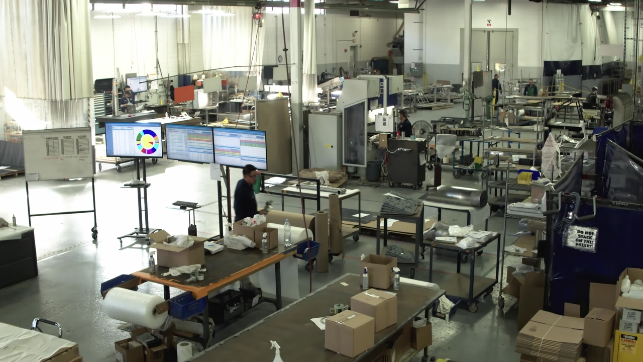 The Impact of Manufacturing