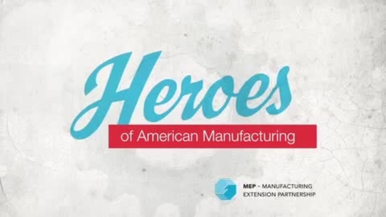 Heroes of American Manufacturing Series: The Bogert Group