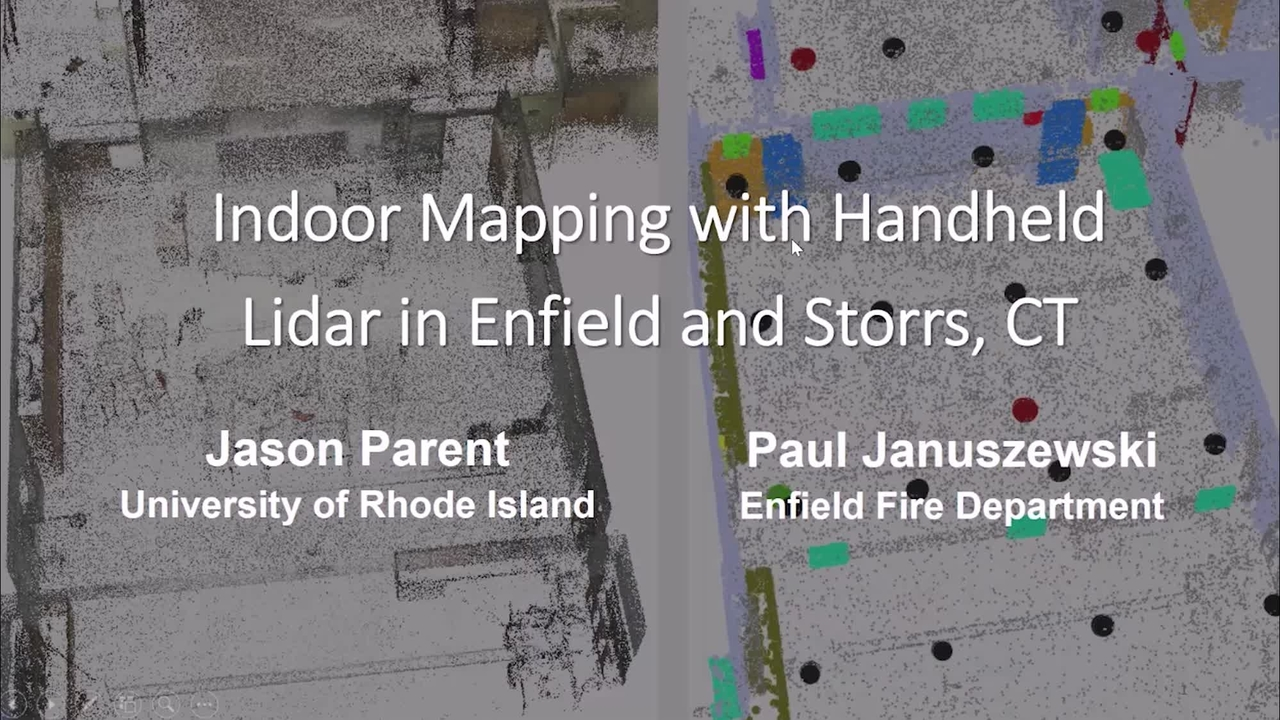 Mapping Indoor Environments to Support Navigation Systems for First Responders_On-Demand Session