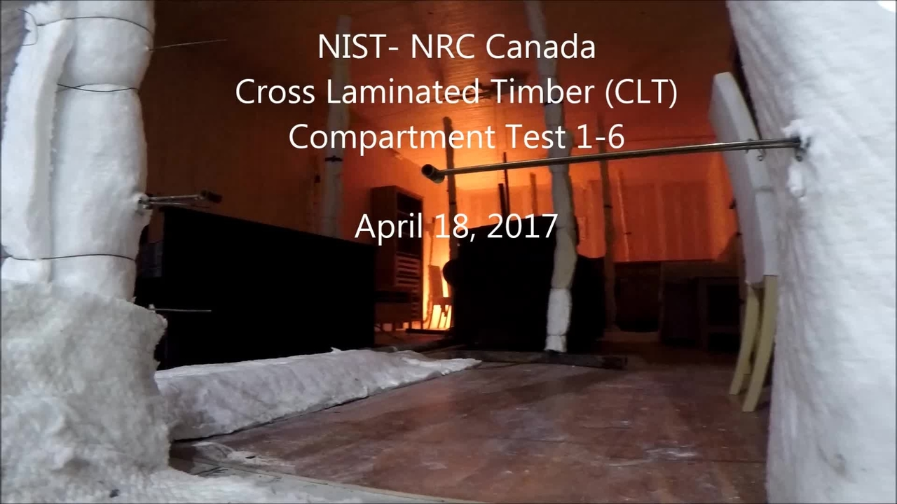 CLT Test 1-6: Doorway View (Time Lapse)