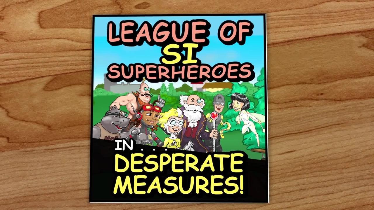 Desperate Measures!