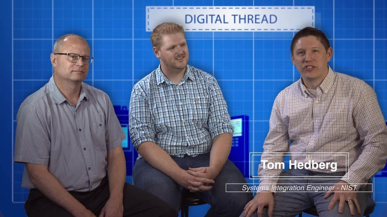 Digital Thread Discussion