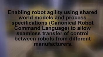 Enabling Agility in Industrial Robotic Applications