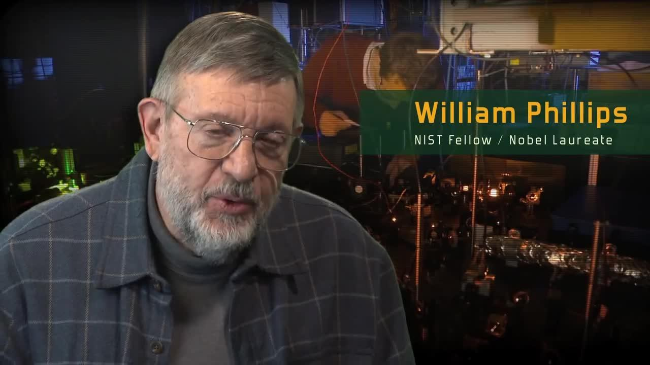NIST Unscripted - Bill Phillips