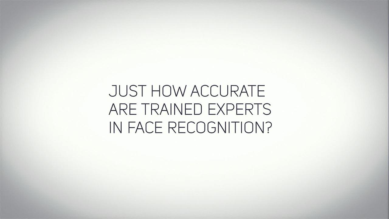 Facial Recognition: Person vs. Machine