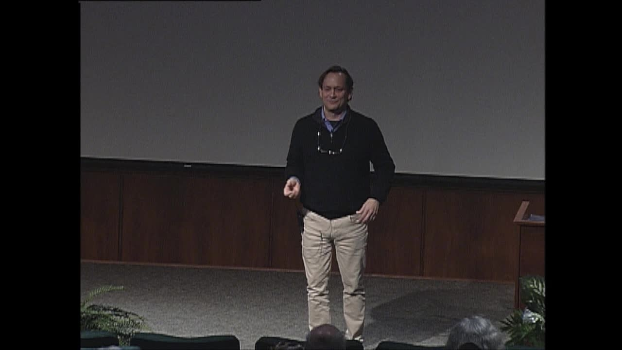 NIST Colloquium Series: Hand Over Fist, The Future of Water