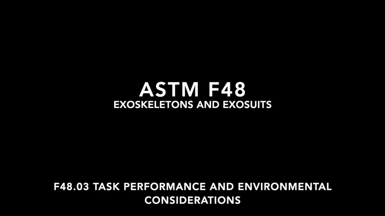 Training Video for Exoskeleton Study