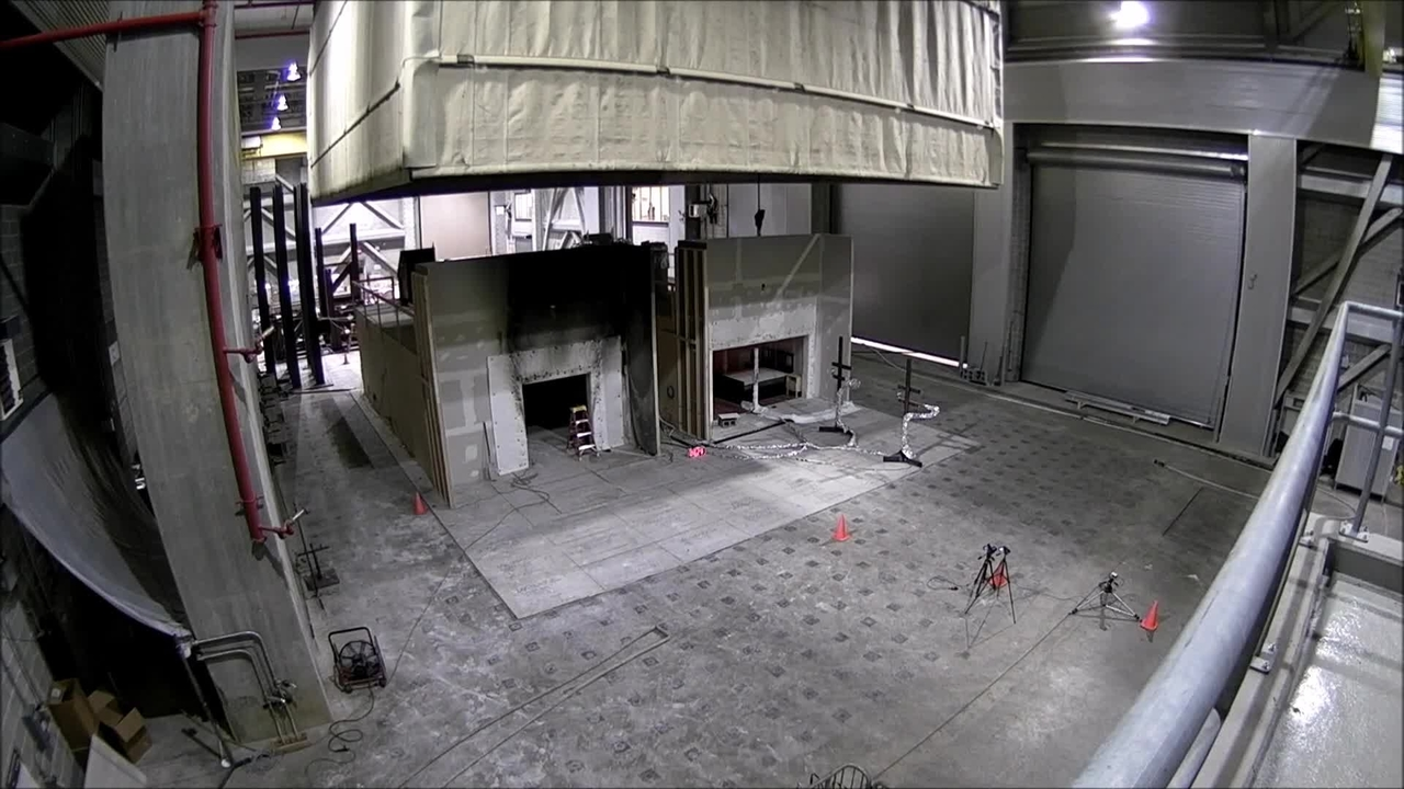 CLT Test 1-2: Wide View (Time Lapse)