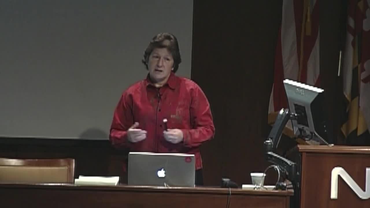 NIST Colloquium Series: Megasupramolecules, by Julie Kornfield, Caltech