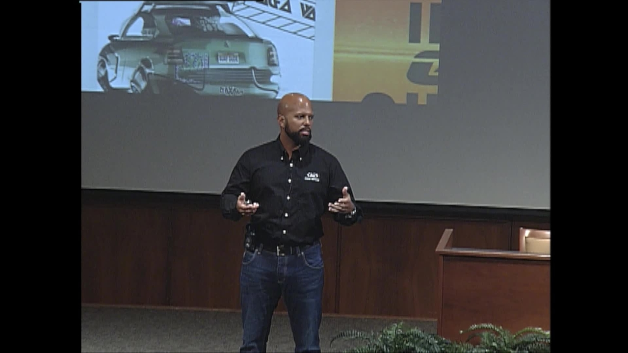 NIST Colloquium Series: Existing to Shape the Future: Local Motors