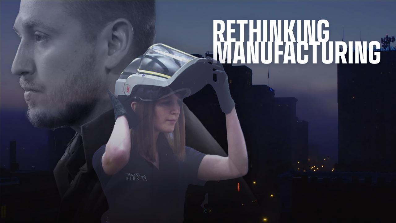 Rethinking Manufacturing